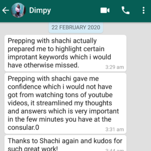 Dimpy - B1